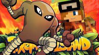 Hitmonlee  - (Pokémon) - HITMONLEE IS MY HERO!! - Pixelmon Island Season 2 Episode 13 (Minecraft Pokemon!)