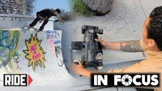 How To: Dolly Shots - Skateboarding Cinematographer Josh Martinez - In Focus