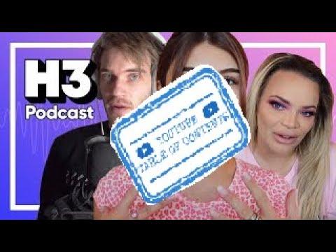 Timestamped Olivia Jade, PewDiePie & Trisha Paytas   H3 Podcast #163