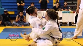 Alexa Grasso Vs Ana Victoria Sosa - Grand Prix Femenil BJJ 2015