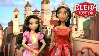 Elena Of Avalor Feature Doll Set From The Disney Store