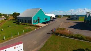 DJI FPV Station agronomique de l'université Laval à Saint-Augustin-de-Desmaures