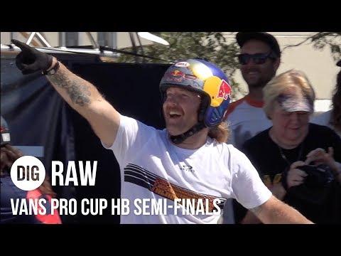 Lettin' Loose - VANS BMX PRO CUP HB SEMI FINALS 2019 - DIG RAW