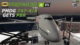 pmdg 747-8 v3 - मुफ्त ऑनलाइन वीडियो