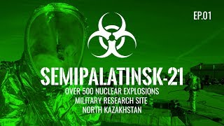 preview picture of video 'My home: nuclear base Semipalatinsk-21, Episode 01 First Memory'