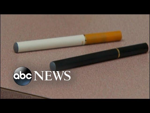 E-Cigarette Poison Control Calls Skyrocketing for Children