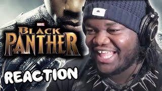 Black Panther - Rise TV Spot - REACTION!