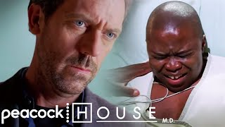 A Fathers Radioactive Gift Destroys His Son's Insides   House M.D.