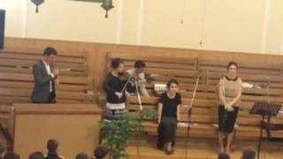 Песня:Дорога скорби!соло Света Еременко