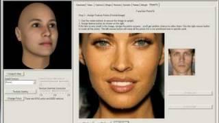 FaceGen Modeller Exporting Video - VidInfo