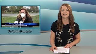 TV Budakalász / Budakalász Ma / 2020.11.13.