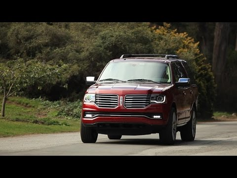 Lincoln Navigator is more a capable SUV than luxury ride