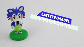 Layette/Mabel Animal Crossing (Fimo)
