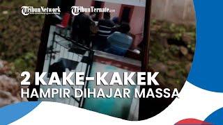 2 Kakek-kakek di Bogor Nyaris Dihajar Massa, Diduga Telah Melakukan Pemerkosaan pada Bocah 8 Tahun