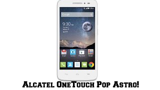 Unboxing: Alcatel OneTouch Pop Astro