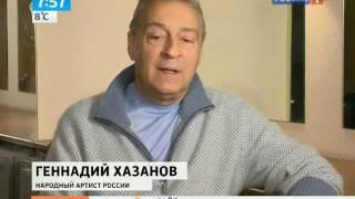 """""""Крутые виражи"""": Хазанов принял эстафету от Делона"""