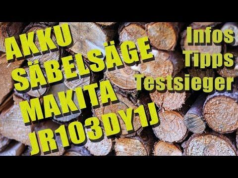 Akku Säbelsäge Makita jr103dy1j | Infos, Tipps und Testsieger | SaebelSaegen.net