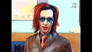 Marilyn Manson interview on MTV Europe Select (1998)