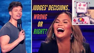 Bring The Funny: Did The Judges Make The RIGHT Decision? YOU DECIDE!
