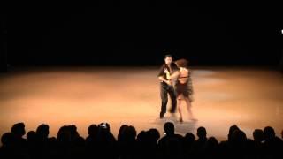 "Olga Nesterova and Christian Baerens - ""Unchain My Heart"" ChaCha Show 2014"