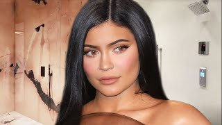 Kylie Jenner CLAPS BACK Afters Fans Criticize Her Office SHOWER