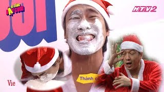 Hài Trường Giang, Kiều Minh Tuấn phải úp mặt vào bột để được thẻ quyền lực, Giáng sinh sắp đến