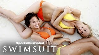 Chrissy Teigan & Brooklyn Decker Relax Together | Getting The Shot | Sports Illustrated Swimsuit