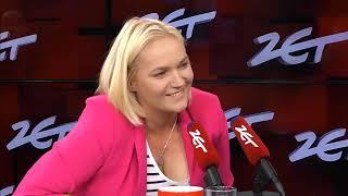 Dominika Figurska-Chorosińska i samozaoranie w Radiu ZET!