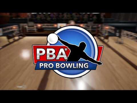 PBA Pro Bowling Video Game Teaser -  Pro Bowler Showcase thumbnail