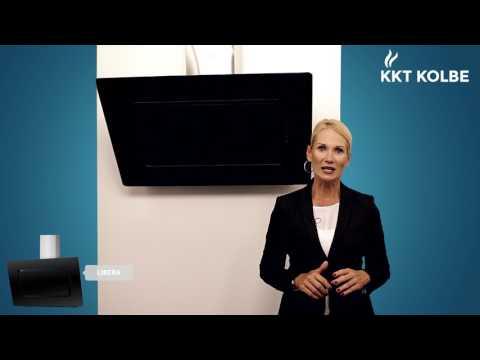 KKT KOLBE Produkt-Check: Wand-Dunstabzugshaube LIBERA