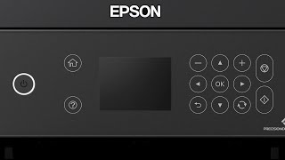 Epson Expression Home XP-5100 | Wireless Setup Using the Control Panel