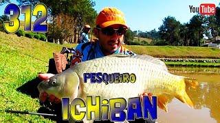 Programa Fishingtur na TV 312 - Pesqueiro Ichiban