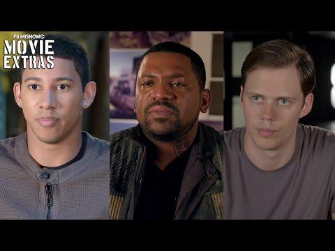The Divergent Series: Allegiant  Bill Skarsgard, Mekhi Phifer, Keiynan Lonsdale BTS Interview (2016) | MTW