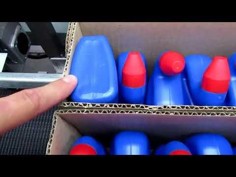 Empaque semiautomático de cajas 2-EZ SB Ergopack con verificación de producto