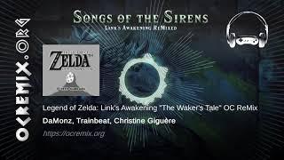 """Zelda: Link's Awakening OC ReMix by DaMonz, Christine Giguère, Trainbeat: """"The Waker's Tale"""" (#3980)"""