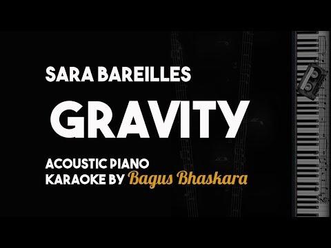 Sara Bareilles – Gravity (Piano Karaoke Version)