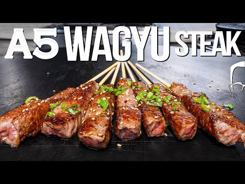 $200 A5 WAGYU STEAK – WHAT TO DO (AND NOT DO!)