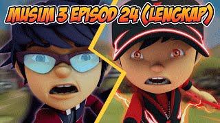 Download Video BoBoiBoy Musim 3 Episod 24 Musuh Baru & Lama (LENGKAP) MP3 3GP MP4