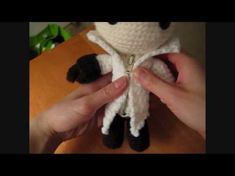 How To Crochet Your Own Assassin's Creed Sackboy