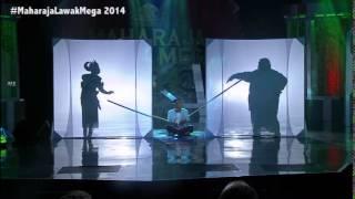 Maharaja Lawak Mega 2014 - Minggu 11 Bocey (2)