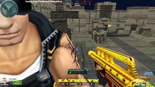 [XATHU.VN gameplay]#40:Jack Hammer Gold Zombie Kim Tự Tháp (Khu Khai Thác) VaiLinhHon