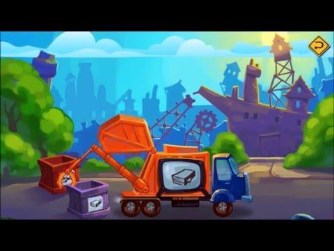 Live Transport puzzle for kids
