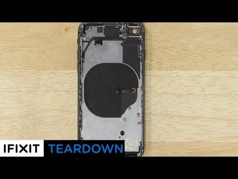 Teardown iPhone 8 svolto da iFixit, il nuovo melaphonino messo completamente a nudo