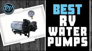 Best RV Water Pumps | RV Expertise