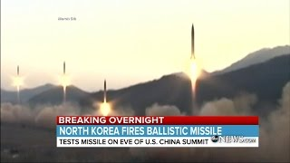 Latest North Korea Missile Test | ABC News