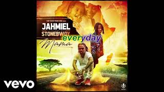 Jahmiel   Mama Ft  Stonebwoy Lyrics Karaoke