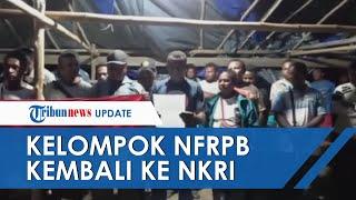 Kelompok Separatis NFRPB di Nabire Ikrarkan Kembali ke NKRI, Aparat Minta Tak Dikucilkan