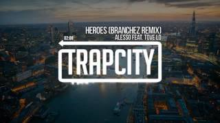 Alesso | feat  Tove Lo Heroes Remix