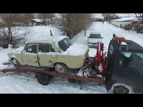 Видеоинструкция: Как сдать автомобиль в утиль