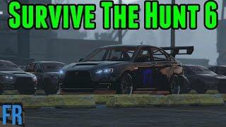 Survive The Hunt 6 - Gta 5 Challenge
